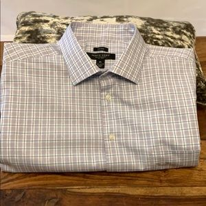 🍁🍂Pronto Uomo Men's Non-Iron Dress Shirt🍂🍁